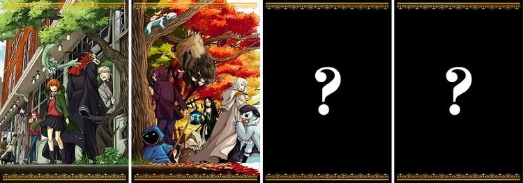 アニメ「魔法使いの嫁」Blu-rayのBOXイラスト。