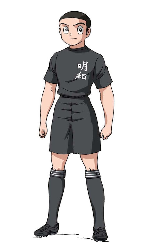沢田タケシ(CV:潘めぐみ)