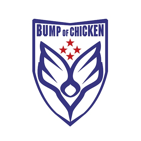BUMP OF CHICKENのロゴ。