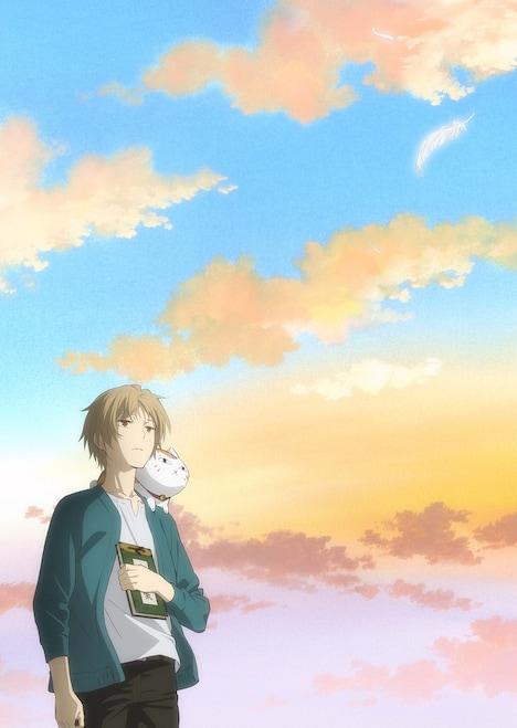 「劇場版 夏目友人帳 ~うつせみに結ぶ~」ビジュアル