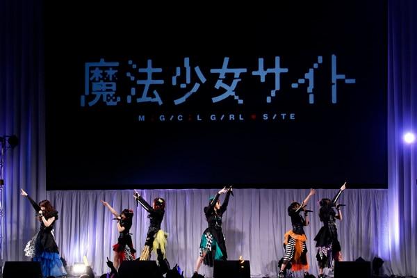 i☆Risのライブ。