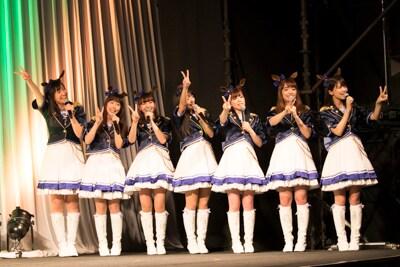 「AnimeJapan 2018」のステージの様子。
