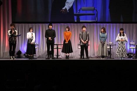 「『グランクレスト戦記』スペシャルステージ」の様子。