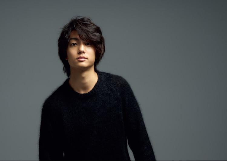 伊藤真司役の健太郎。