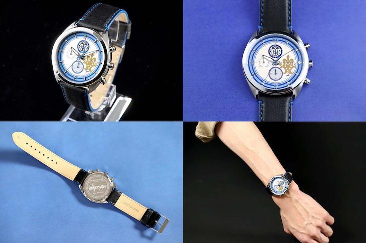 「『Fate/Apocrypha』INDEPENDENT コラボ腕時計」ルーラーモデル