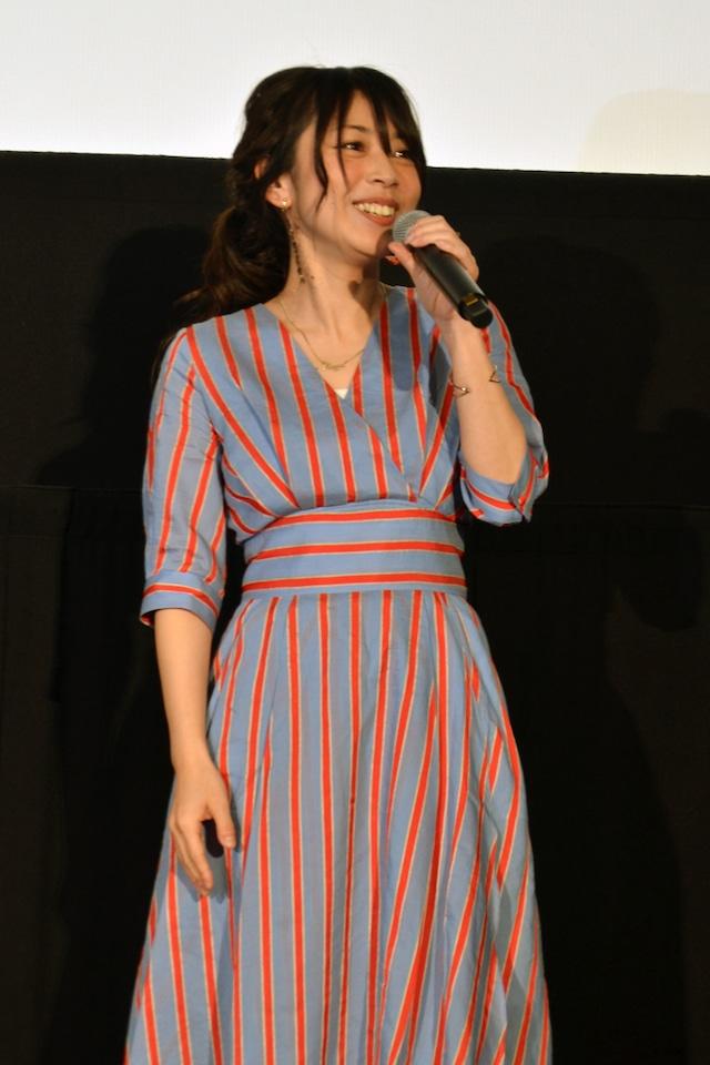 山田尚子監督。
