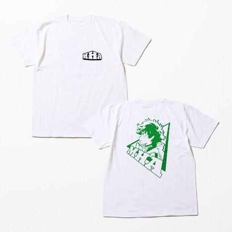 緑谷出久のTシャツ。