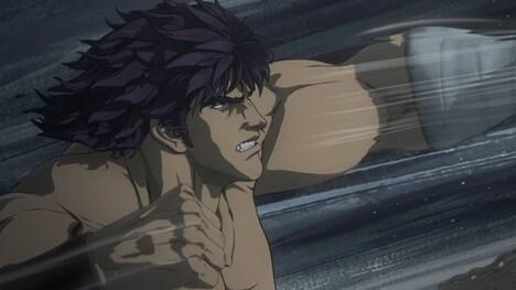 テレビアニメ「蒼天の拳 REGENESIS」より。