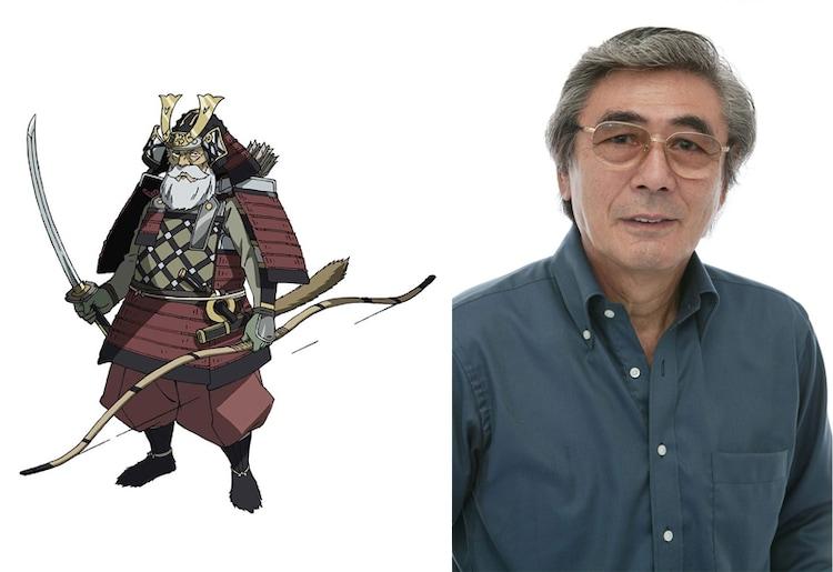 宗助国役の柴田秀勝。
