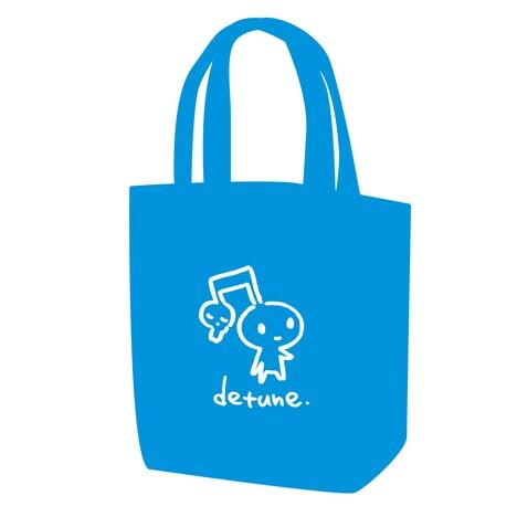 「リリパ / ツーマン:夏」でリリースされるトートバッグのイメージ。