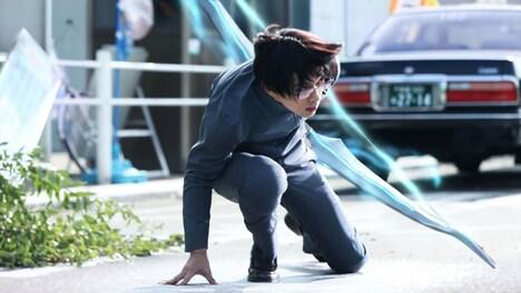 吉沢亮扮する石田雨竜。