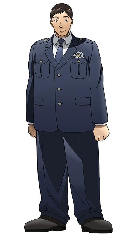 片平恒夫(CV:天野ひろゆき)