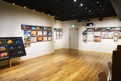 角川シネマ新宿の内観。