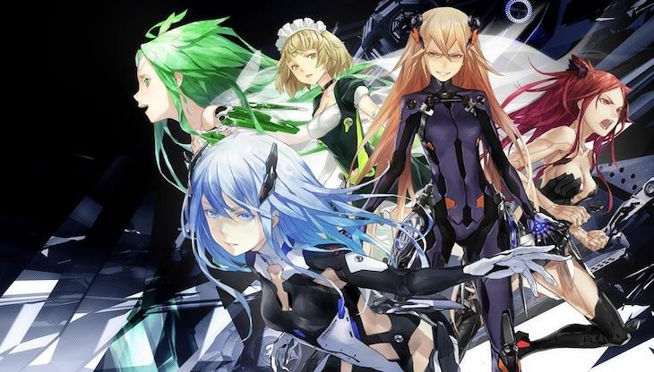 アニメ「BEATLESS Final Stage」新ビジュアル
