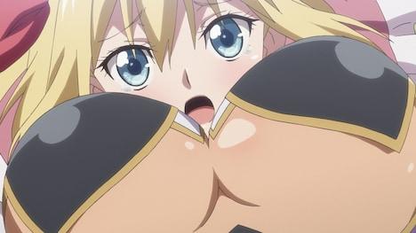 アニメ「ユリシーズ ジャンヌ・ダルクと錬金の騎士」第2弾PVより。