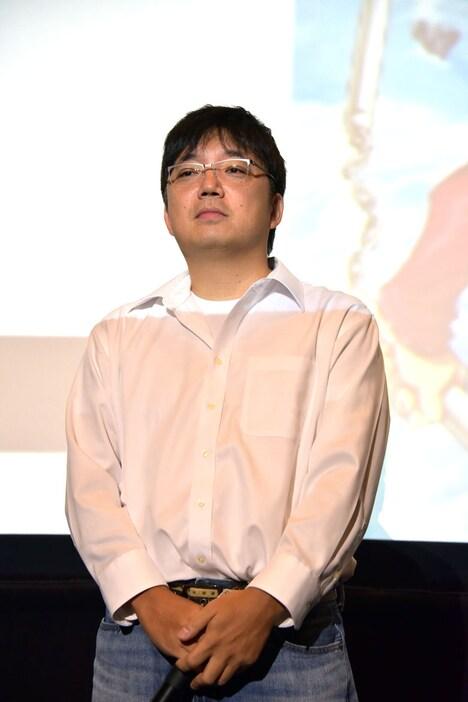 プロデューサーの山田堅志郎氏