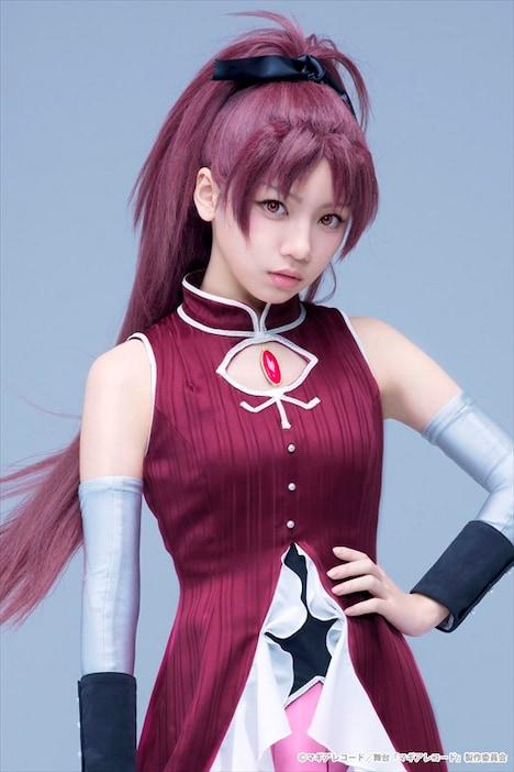 齊藤京子扮する佐倉杏子。