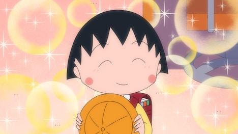 「まる子、きょうだいげんかをする」の場面写真。(c)さくらプロダクション/日本アニメーション