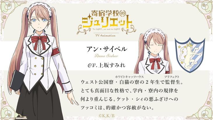サイベルのキャラクター紹介画像。
