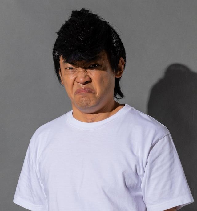 「行け!稲中卓球部」井沢役の山本浩司。(c)「このマンガがすごい!」製作委員会
