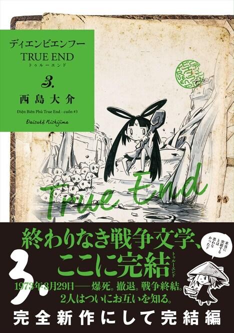 「ディエンビエンフー TRUE END」3巻(帯あり)