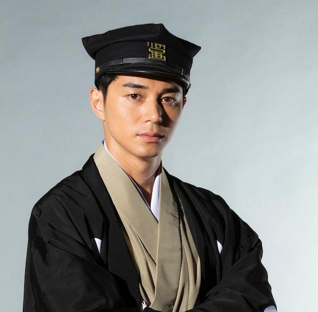 「龍-RON-」押小路龍役の東出昌大。(c)「このマンガがすごい!」製作委員会
