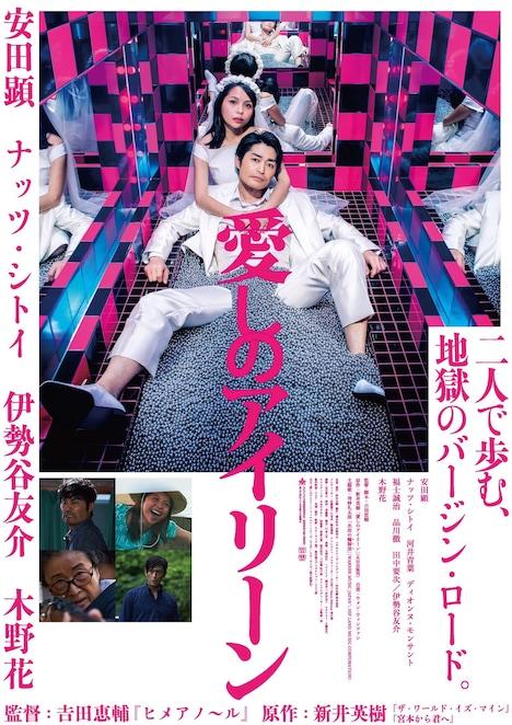 映画「愛しのアイリーン」ポスター