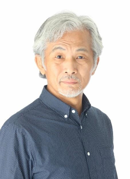 才賀正二役の田中正彦。