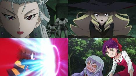 TVアニメ「ゲゲゲの鬼太郎」第27話「襲来!バックベアード軍団」より。