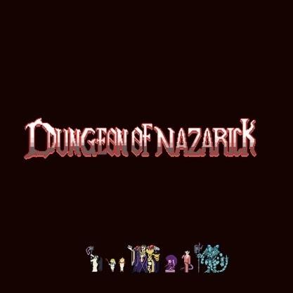 オリジナルアクションゲーム「DUNGEON OF NAZARICK」より。