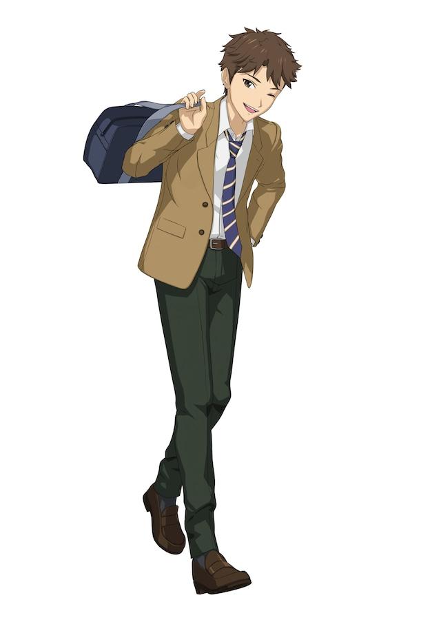 浅野慶作(CV:斉藤壮馬)