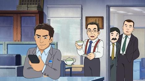 TVアニメ「ドラえもん」11月9日放送回「あい棒」より。