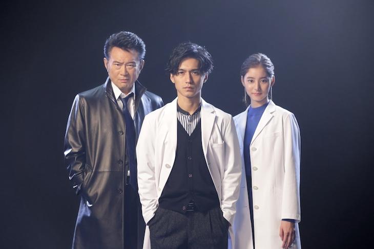 「トレース~科捜研の男~」