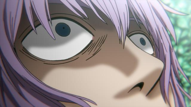 テレビアニメ「モブサイコ100 II」第1弾PVより。