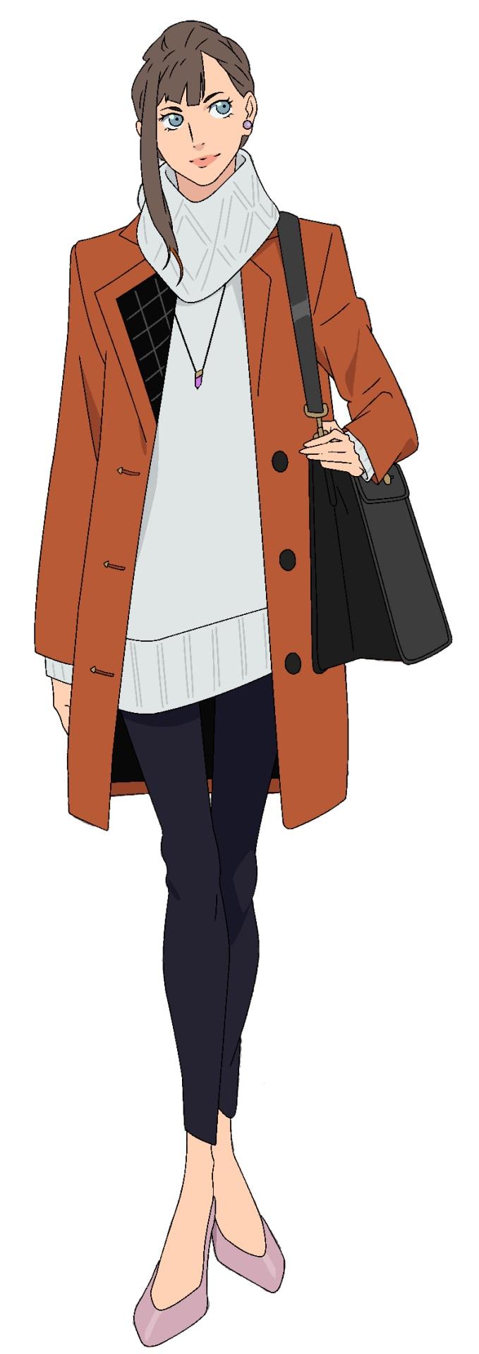 サラ・シンクレア(CV:甲斐田裕子)