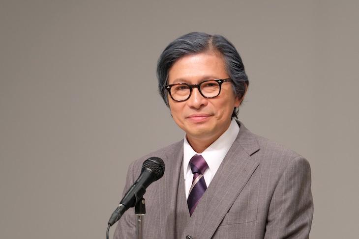 鈴井貴之演じる北海道★テレビの社長。