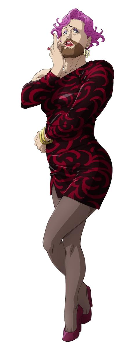 ハドソン夫人(CV:諏訪部順一)