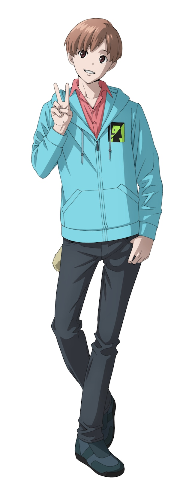 ジェームズ・モリアーティ(CV:山下誠一郎)