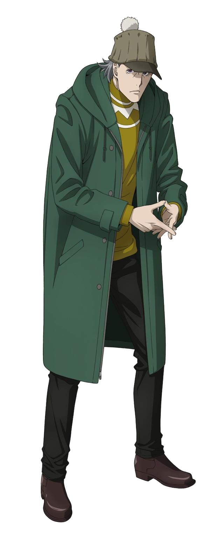 シャーロック・ホームズ(CV:小西克幸)