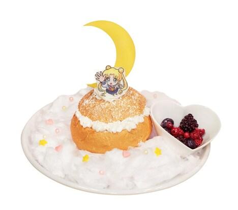 「うさぎちゃん変身よ!ムーン・プリズムパワー・変身(メイクアップ)デザート」