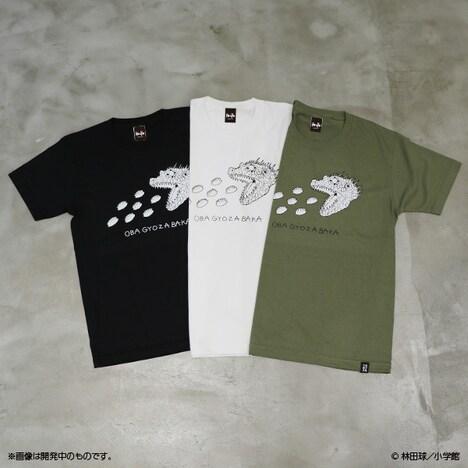 「ドロヘドロ カイマンTシャツ」