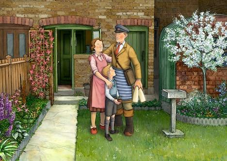 「エセルとアーネスト ふたりの物語」 (c)Ethel & Ernest Productions Limited, Melusine Productions S.A., The British Film Institute and Ffilm Cymru Wales CBC 2016