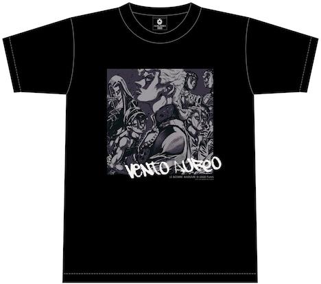 「ジョジョの奇妙な冒険 黄金の風」Tシャツ