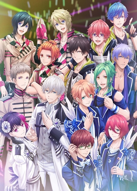 「B-PROJECT~絶頂*エモーション~」©MAGES./Team B-PRO2 ©B-PROJECT