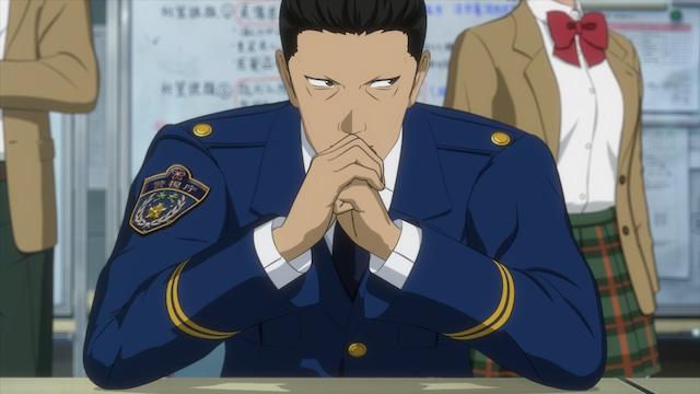 黒岩亮平(CV:てらそままさき)渋谷警察署長。転送後唯一の治安行政組織の長として、混乱する街の治安維持に努める。迅速にして豪胆な性格。一方、強引で高圧的な面ももつ。射撃の腕は警視庁管内で有名らしい。