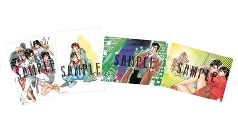 「劇場版シティーハンター(仮題)」第2弾ムビチケカード特典のポストカード。