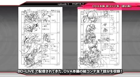 「『機動戦士ガンダムUC』Blu-ray BOX 特典映像紹介PV」より。