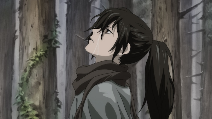TVアニメ「どろろ」第3 弾アニメPVより。