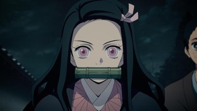 TVアニメ「鬼滅の刃」第1弾PVより。