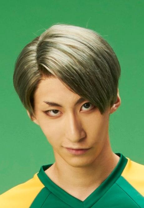 福澤侑扮する戸美学園高校の大将優。